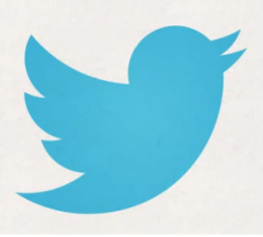 New Twitter Bird Design