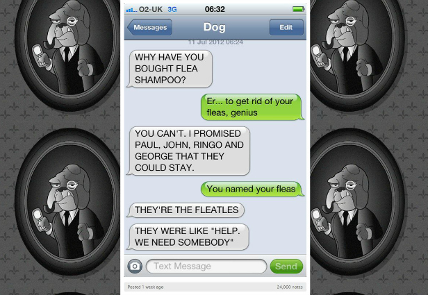 Tumblr Blog 'Text From Dog' Inks Book Deal