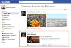 Facebook News Feeds Ads