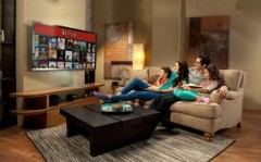 Netflix in the home