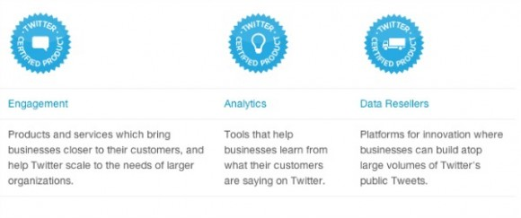 Twitter Certified Product Program