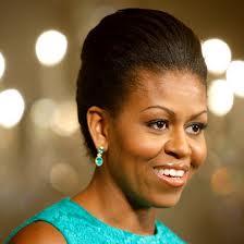 Michelle Obama Twitter DNC Champion