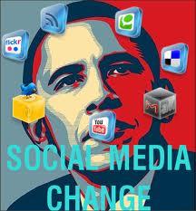 President Obama Social Media Trail