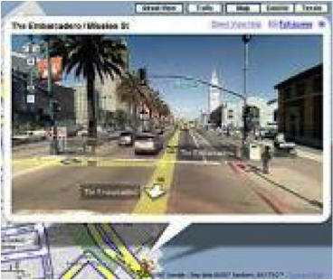 Google Bringing Street View to Mobile Browsers