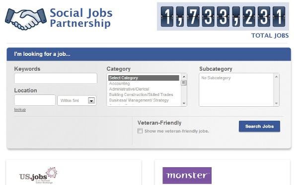 Will The Facebook Jobs App Fix The Economy? Probably Not But It's Pretty Simple To Use
