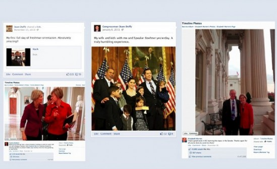 Facebook Creates Guide For Members Of Congress, Explains Pages