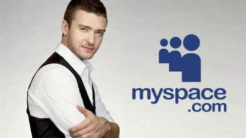 MySpace Gets It's Sexy Back, Justin Timberlake Reveals New Platform [Video]