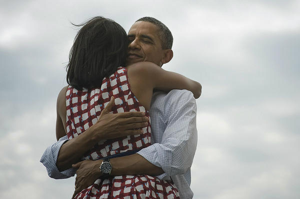 Barack Obama Celebration Photo Becomes 'Most Liked' In Facebook History, Also Sets Twitter Record