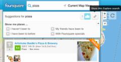 Foursquare Maps