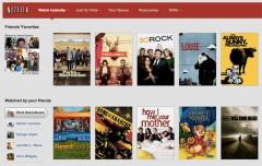 Netflix now offers Facebook Sharing