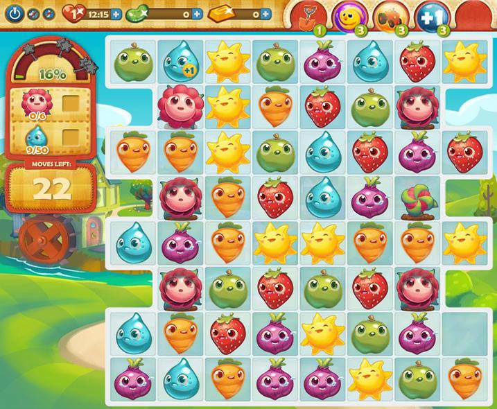 King Announces Two New Facebook Games: Papa Pear Saga And Farm Heroes Saga