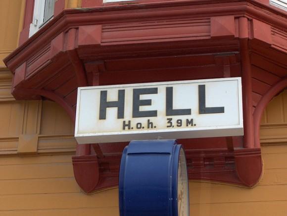 blogging hell