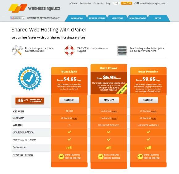 WebHostingBuzz giveaway