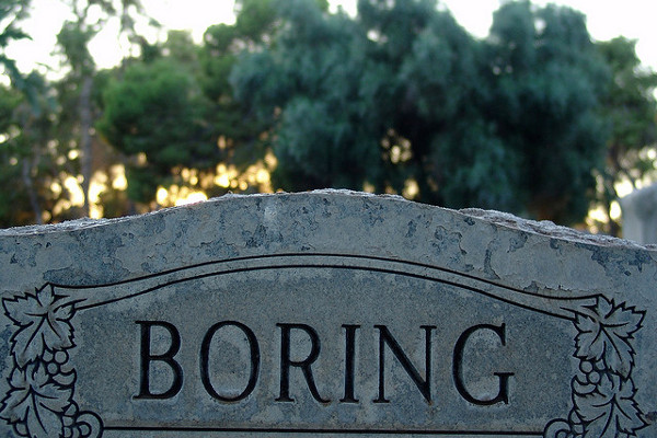 Preventing Your Blog Posts From Boring Readers to Death