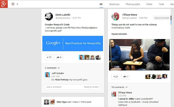 Is Google+ the Next Big Blogging Platform?