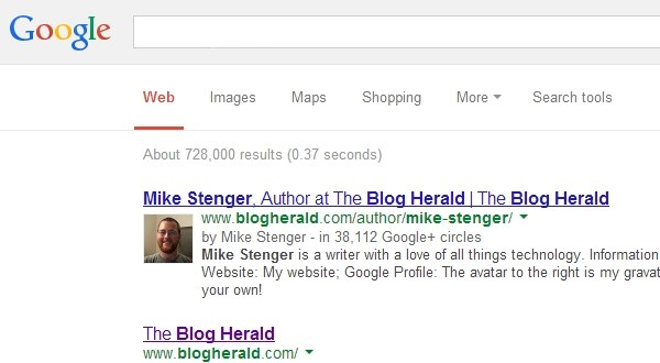 The Big Benefit of Google Authorship and How to Setup in Seconds