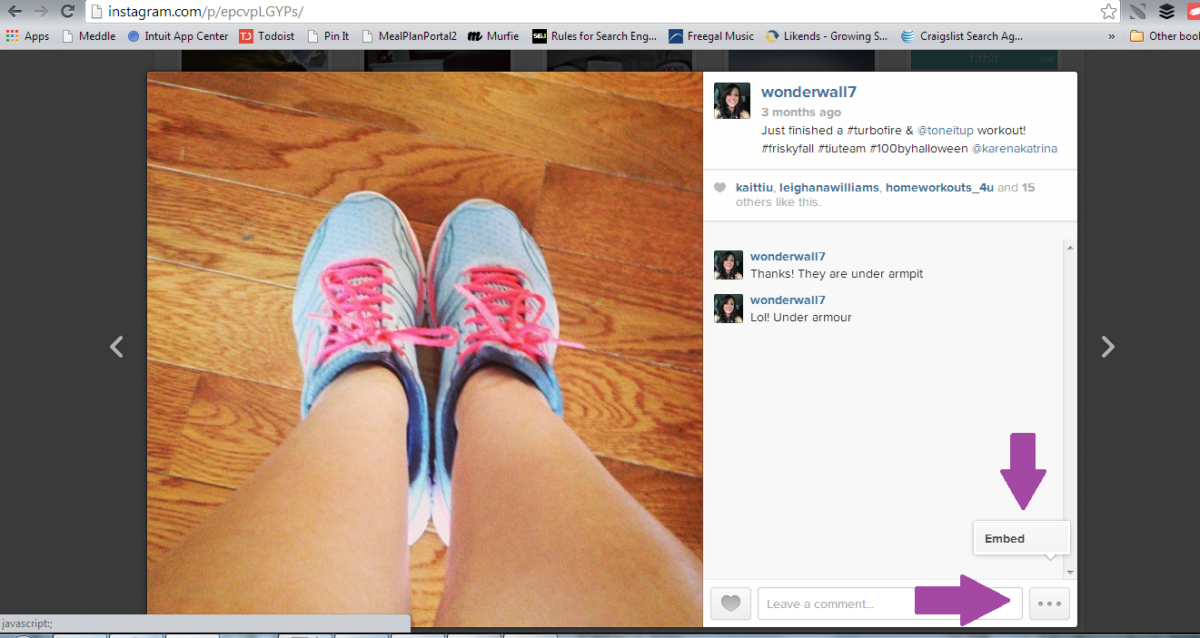 Are You Using Instagram Embed Enough on Your Blog?