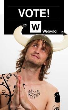 Webydo Vote