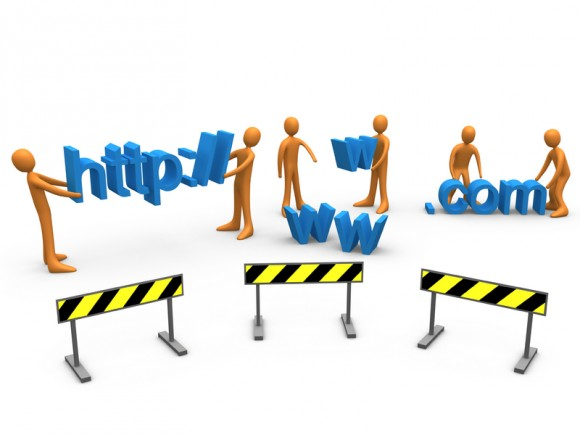 launching your site