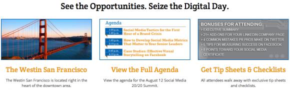 social media conferences