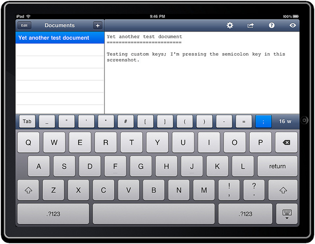 Optimizing Work on a Mobile Device