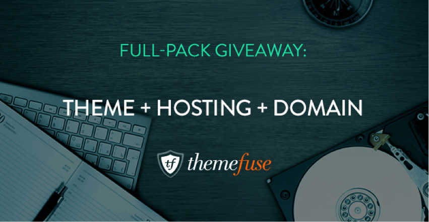 Get a Free Complete Website Package [GIVEAWAY]