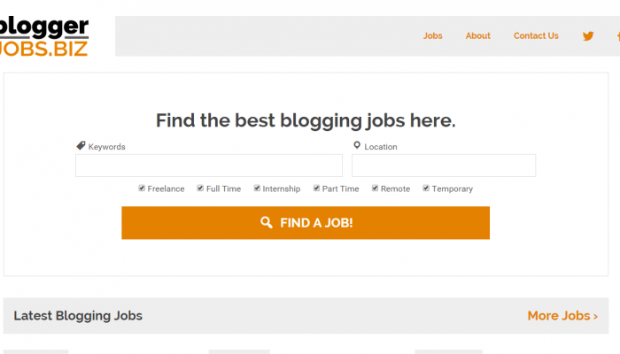 Work More Blogging Jobs, Earn More with Bloggerjobs.biz