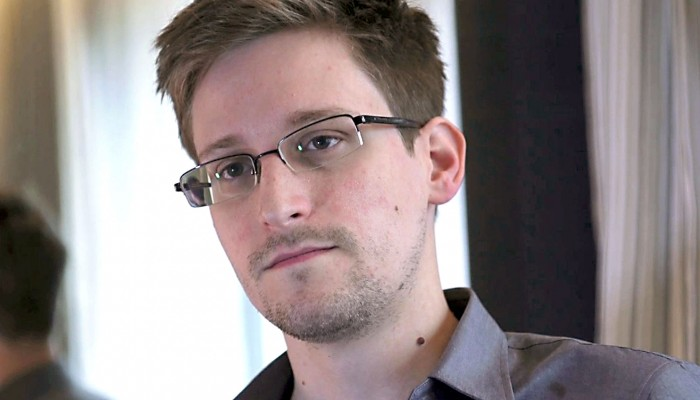 Welcome to Twitter, Edward Snowden