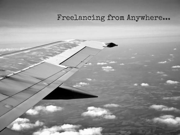 Freelancing from Anywhere