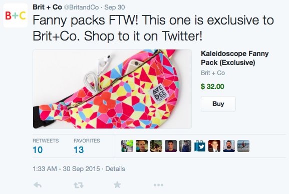 Twitter's Buy Now Button Shakes Up E-Commerce