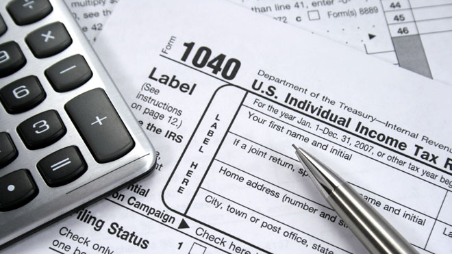 Don't Owe A Thing: Tips for Bloggers Filing Taxes