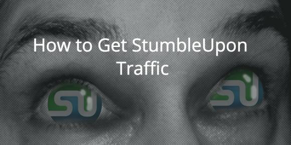 get stumbleupon traffic