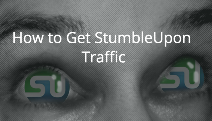 How to Make the Most of StumbleUpon