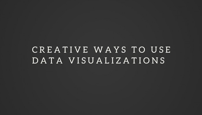 Eye Of The Beholder: Creative Ways To Use Data Visualizations
