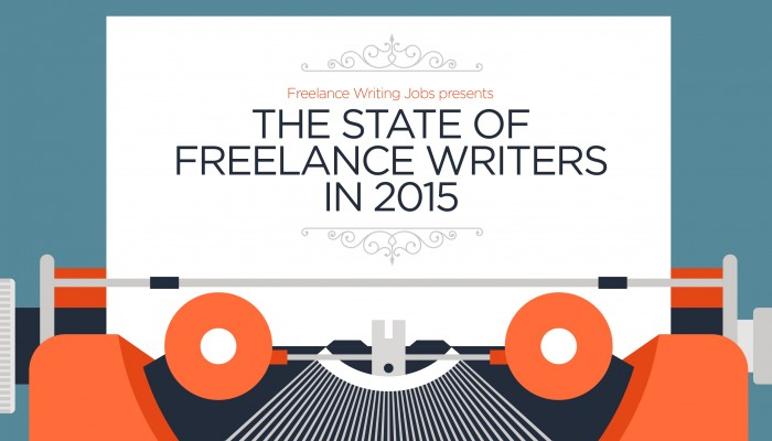 The State of Freelance Writers in 2015 [Infographic]