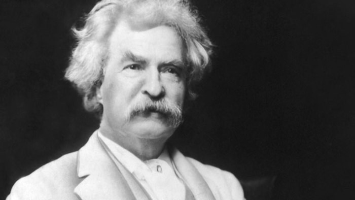 8 Writing Tips from Mark Twain