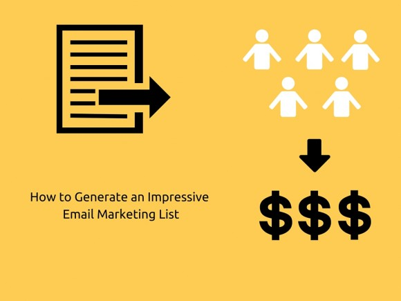 How to Generate an Impressive Email Marketing List