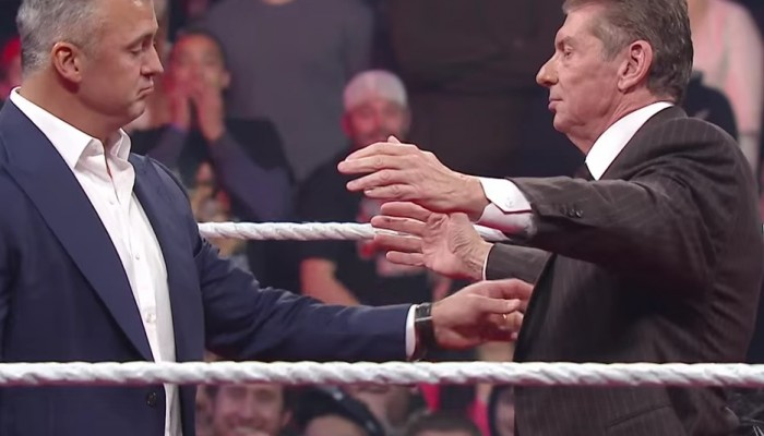 Twitter Erupts at News of Shane McMahon's Return at WrestleMania 32