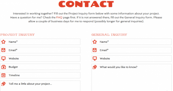 How To Make Your Contact Us Page Kick Ass The Blog Herald