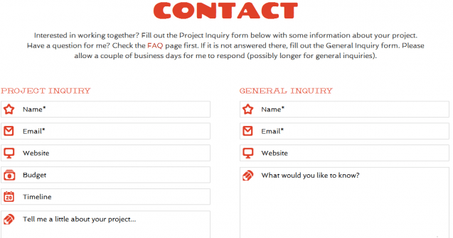 "How to Make Your ""Contact Us"" Page Kick Ass"