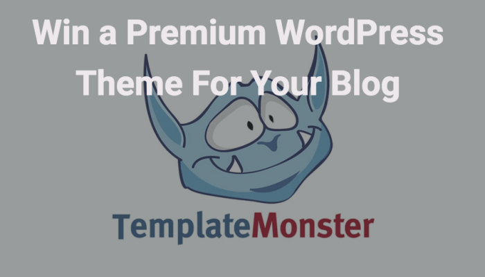 Win a Premium WordPress Theme For Your Blog