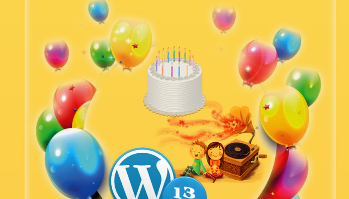 Celebrate WordPress' 13th Birthday With These Interesting Facts