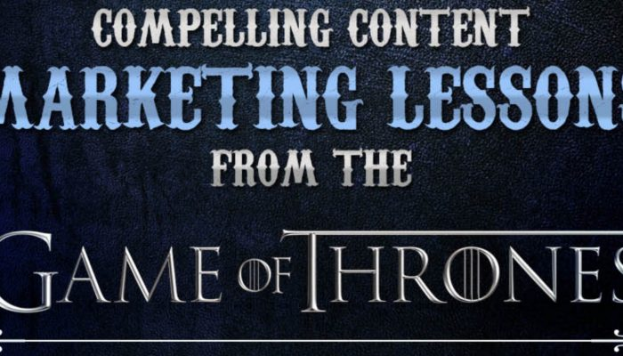 What Content Marketers Can Learn from Game of Thrones
