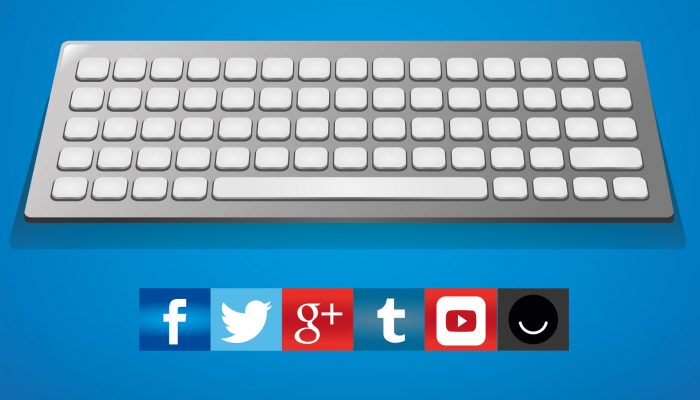 Social Media Cheatsheet of Keyboard Shortcuts 2016 Edition