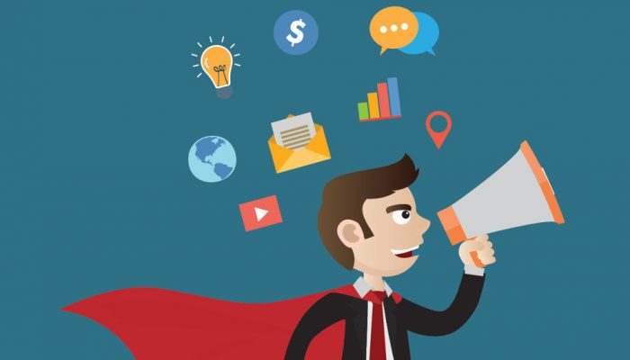 50 Content Marketing Ideas to Go From Rookie to Super Hero [Infographic]