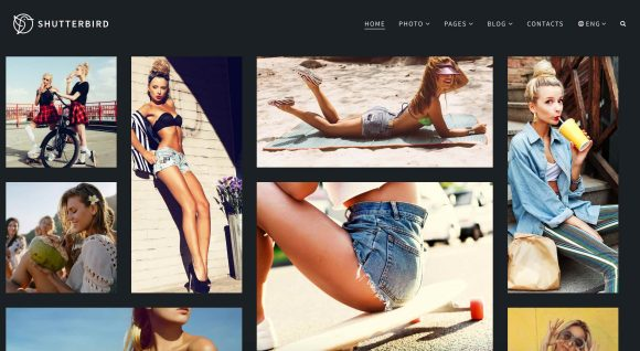 stunning blog themes