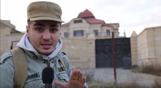 Azerbaijani Blogger, Mehman Huseynov Sentenced To Prison For Alleging Abuse