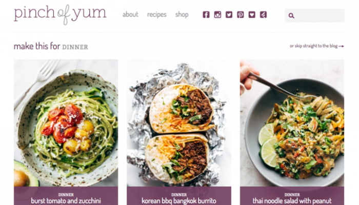 One Food Blog Is Proving Just How Successful Food Blogs Can Be