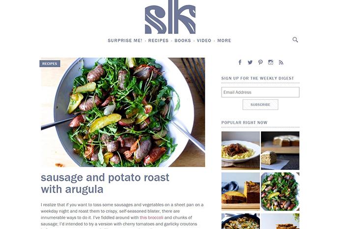 niche blogging site