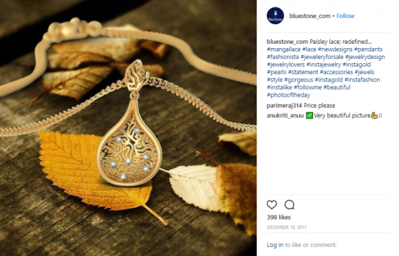 b2c marketing instagram